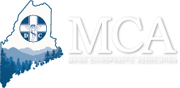 Maine Chiropractic Association Logo